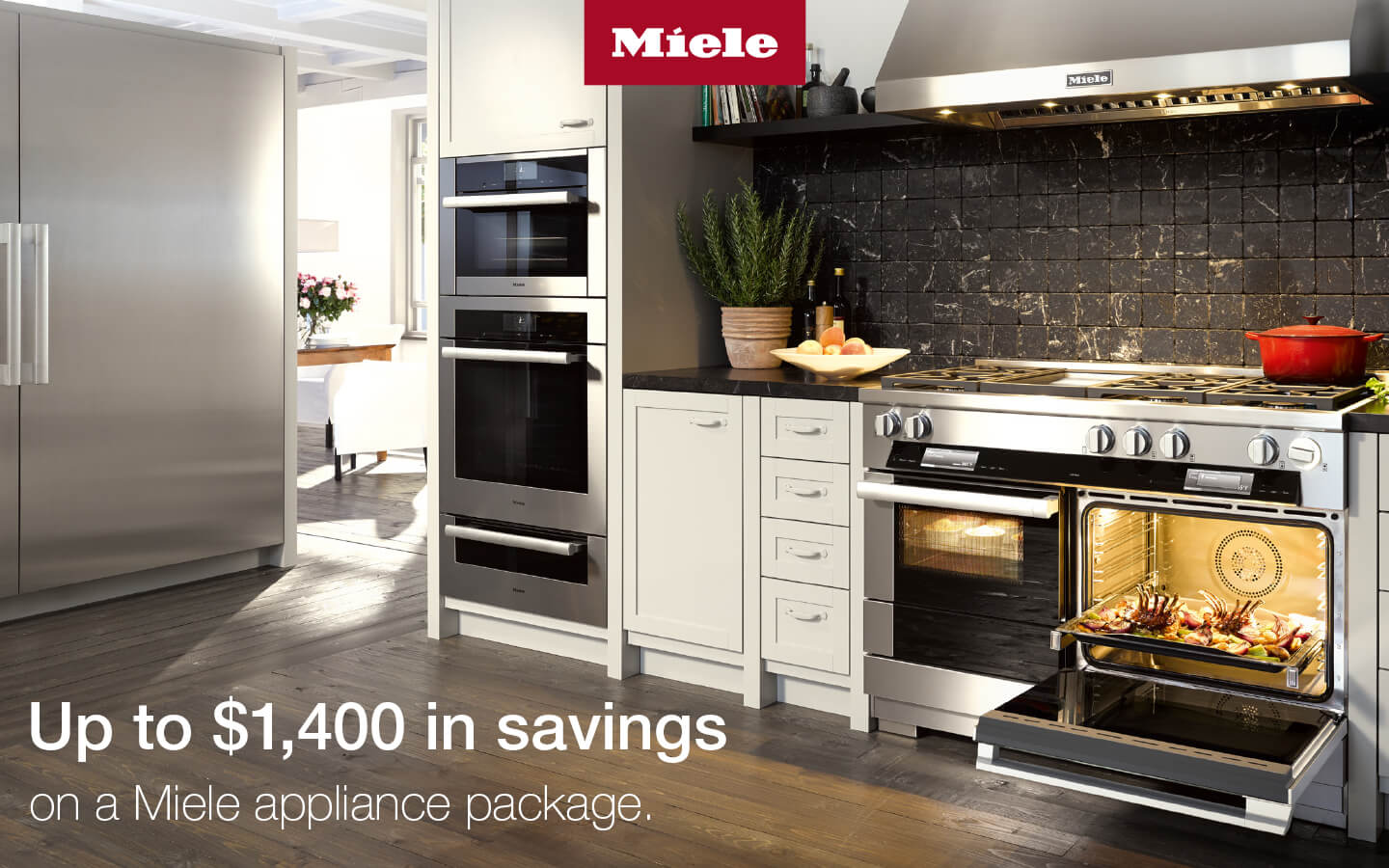 Miele Kitchen Package